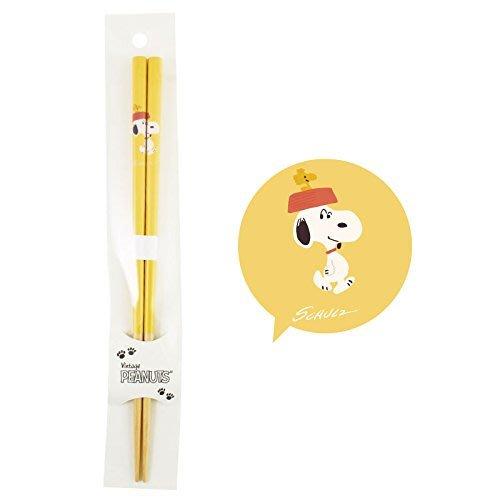 《散步生活雜貨-廚房散步》日本製 大西賢製販 PEANUTS-SNOOPY 史努比 筷子-三色選擇