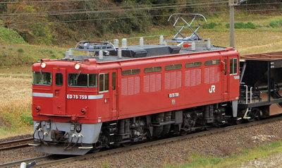 [玩具共和國] TOMIX 7157 JR ED75-700形電気機関車(後期型)