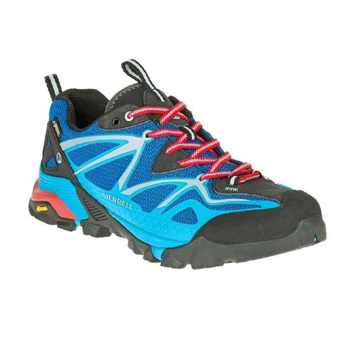 [WALKER 休閒運動]MERRELL  CAPRA SPORT GORE-TEX 系列 多功能健步鞋 男 35321