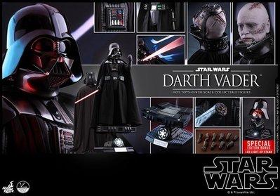 原價29/7 (11:17) 訂單 動漫節 會場限定 Hottoys (QS013B) 1/4 Star Wars Darth Vader 黑武士 (歡迎提問)