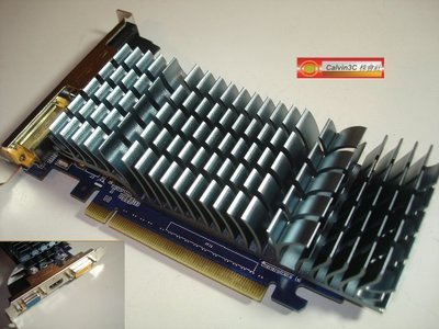 華碩 EN210 SILENT DI/ 512MD3/ V2 家庭劇院 GeForce 210 DDR3 512M HDMI 新竹市