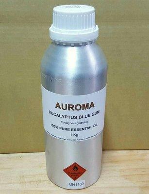 原裝進口AUROMA100%藍膠尤加利精油100ml分裝瓶