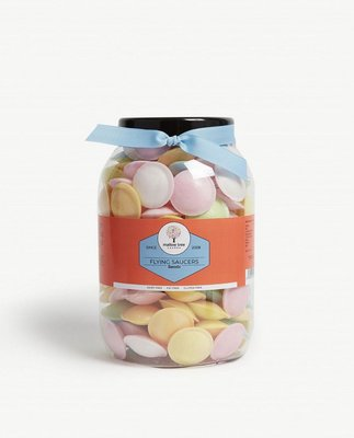 (現貨來囉)MALLOW TREE 飛碟糖 flying saucer sweets 220g