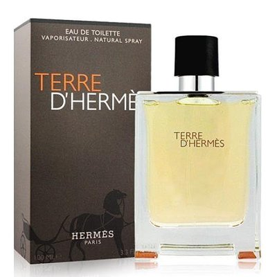 便宜生活館【香水】Hermes 愛馬仕 Terre D'Hermes 大地男香100ml TESTER 全新品 (可超取