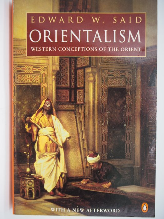 Orientalism : Western Conceptions of the Orient(絕版) 〖外文書〗CIT
