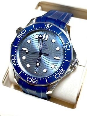光華.瘋代購 [預購] 歐米茄 Omega Seamaster 海馬300米 210.32.42.20.06.001 42毫米大師天文台腕錶