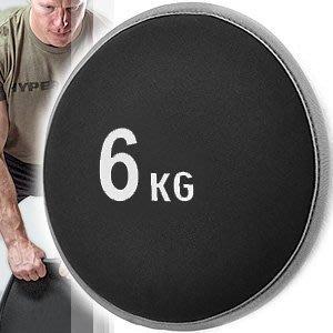 SANDBELL重訓6公斤沙鈴沙袋6KG啞鈴片沙包沙盤沙碟沙球砂球重力舉重量訓練運動用品C109-5406⊙偷拍網⊙
