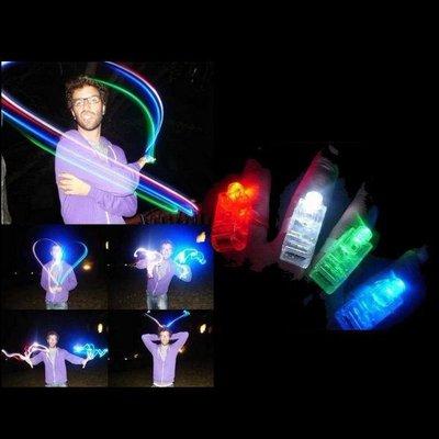 超酷炫手指燈 晚會 迎新 派對 活動 必備用品 炫麗效果10顆40元