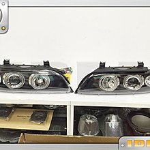 泰山美研社D1118 BMW 寶馬 E39 高亮度 CCFL 光圈 魚眼大燈