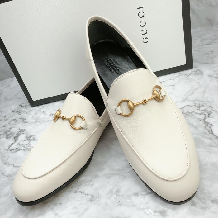 Gucci樂福鞋 到貨實拍💙