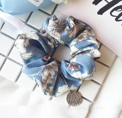 [靚妞兒小舖]日韓髮飾品氣質款大腸圈髮繩髮束髮帶飾頭飾品~全館599免運~現貨