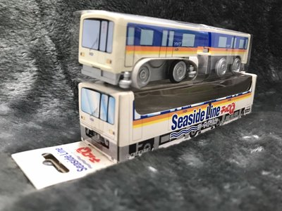 TAKARA 日本原裝 絕版品 Q版 模型電車 橫浜新都市交通 Seaside Line A02