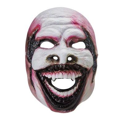 [美國瘋潮]正版WWE Bray Wyatt The Fiend Plastic Mask 邪惡家族惡魔款平價塑膠面具