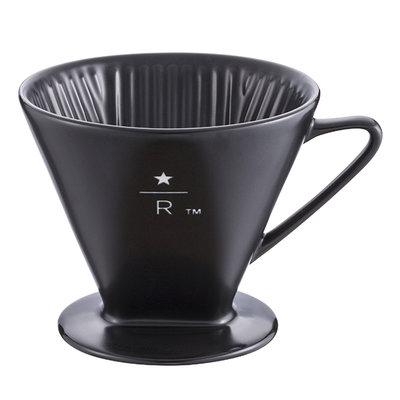 現貨 Starbucks 星巴克 星巴克4杯黑典藏濾杯 星巴克典藏濾杯 星巴克濾杯 濾杯 4杯黑典藏濾杯