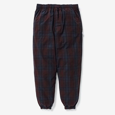 【日貨代購CITY】2020SS WTAPS FROCK TROUSERS COTTON POPLIN 縮口 格紋 現貨
