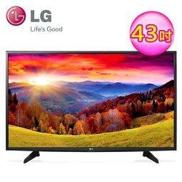 LG】43型IPS面板 LED智慧聯網液晶電視《43LH5700》最後一台 43UH610T/43UJ630T