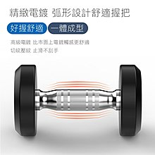 【Fitek健身網】25KG一對-現貨圓頭包膠啞鈴健身啞鈴固定重量啞鈴橡膠啞鈴內部鑄鐵啞鈴手把電鍍啞鈴25公斤