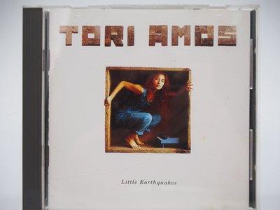 【月界二手書店】Little Earthquakes專輯CD(絕版)_Tori Amos_多莉艾莫絲 〖專輯〗CIZ