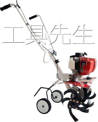 含稅價/本田GX35引擎【工具先生】川島~KT400~折疊式 耕耘機 小牛/翻土機/中耕機 全新公司貨