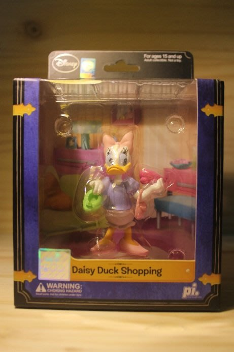 (I LOVE樂多)Disney Mickey Mouse DAISY DUCK迪士尼 黛西公仔