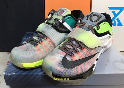 Nike KD 7 VII SE EP What The 812329-944 籃球鞋 US7.5