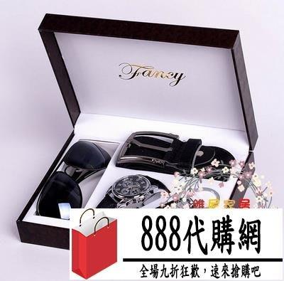 特殊生日禮物父親節老公錶白禮盒裝送給浪漫送爸爸送禮女朋友精品【888代購網】