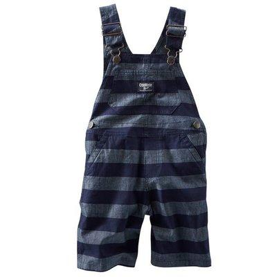 *Dou Dou House*美國進口童裝【OSHKOSH】嬰幼兒 兒童可愛帥氣吊帶褲(現貨)