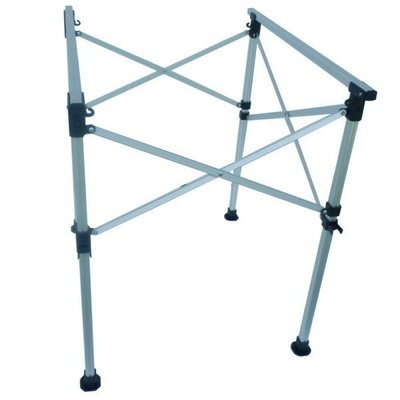 *大營家購物網* ZC45214鋁合金方管置物架/置爐架