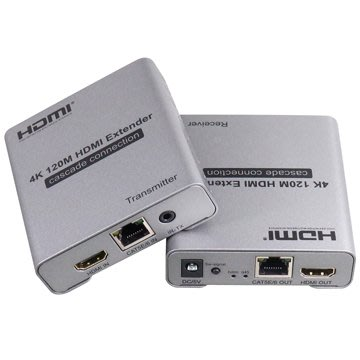 伽利略 HDMI 4K2K 網路線 影音延伸器120m(HDR4120)