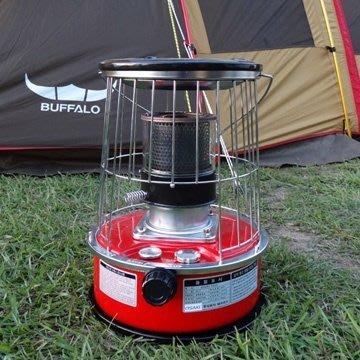 【山野賣客】OSAKI 煤油爐暖器 煤油暖爐 非電暖器 瓦斯暖爐 TS-75