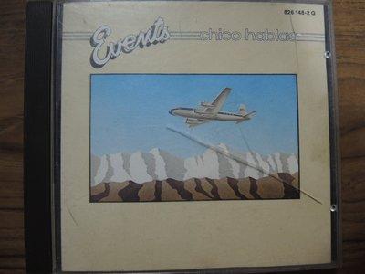 ◎MWM◎【二手CD】Events- Chico Hablas 西德版,無ifpi