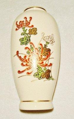 日本製 九谷燒,薩摩燒陶芸 花瓶