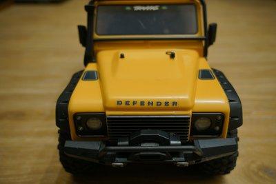 Traxxas 1/10 TRX4 4WD 駱駝黃攀岩車