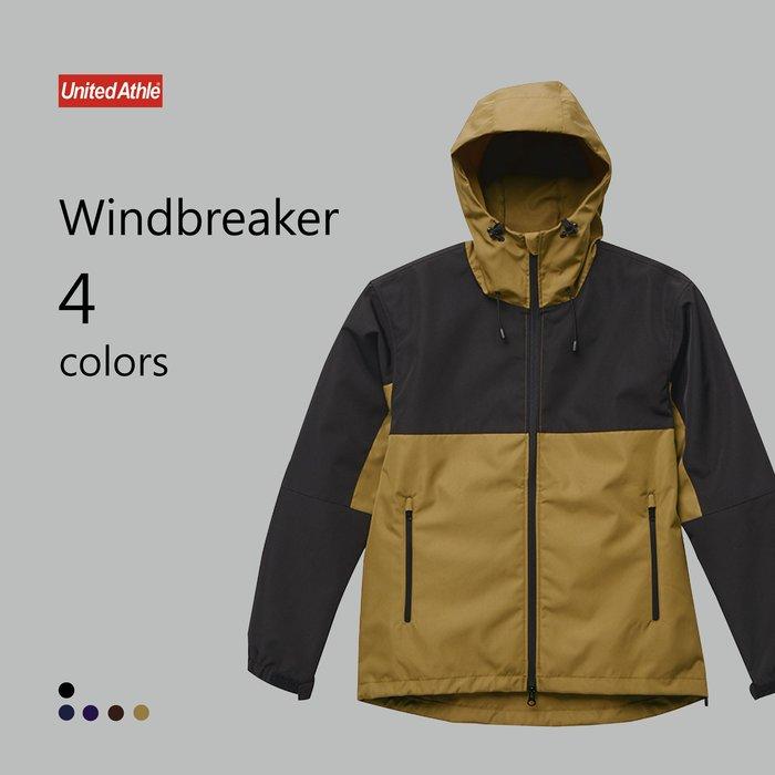 WaShiDa【UA7489】United Athle × 連帽機能外套 (九月下旬到貨)
