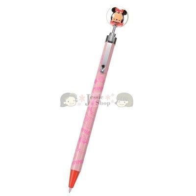 日本東京 DISNEY STORE 迪士尼商店 米妮 Q版 滿版 立體泡泡球 晚安 趴睡 睡覺 自動鉛筆 日本製