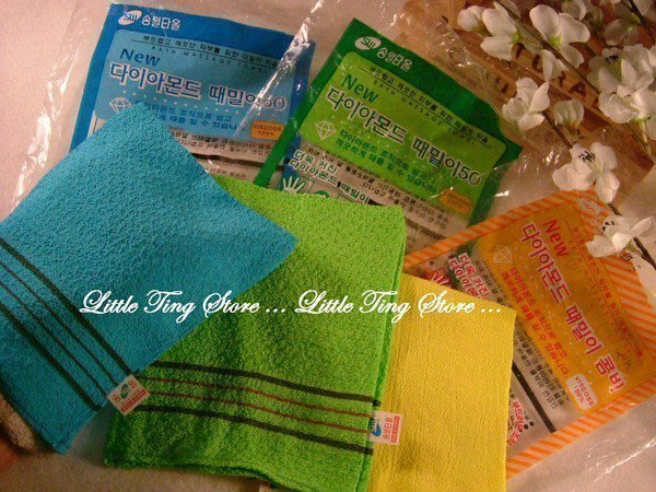 韓國狂賣老牌三溫暖㊣去角質係數60% 50% 40% 搓澡布手套 美白肌膚 牛爾老師推薦