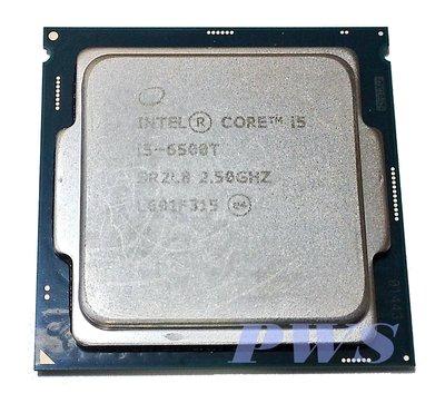 ☆【Intel Core i5-6500T 2.5G 正式版 CPU 】☆一年保固 台北市