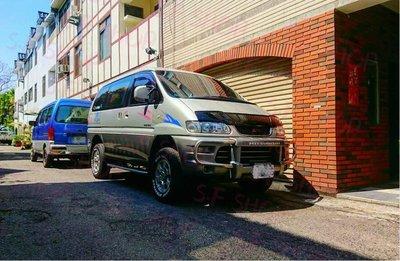 【小夫工作室S.F SHOP】Mitsubishi Space Gear 97- 擋蟲板 擋石板 HOOD GUAR