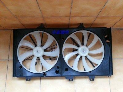 豐田 CAMRY 2012 13 14 15 16 全新 水箱 冷氣 散熱風扇總成 (要分汽油或油電) 也可單買馬達