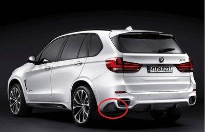 BMW M Performance Rear Corner Carbon Flaps 側面 擾流板 定風翼 F15 X5
