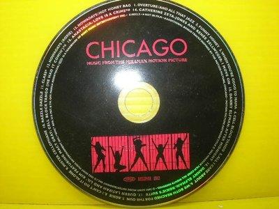 ▀ 博流挖寶館 ▀  光碟CD chicago 芝加哥電影原聲帶 李察吉爾 芮妮齊維格