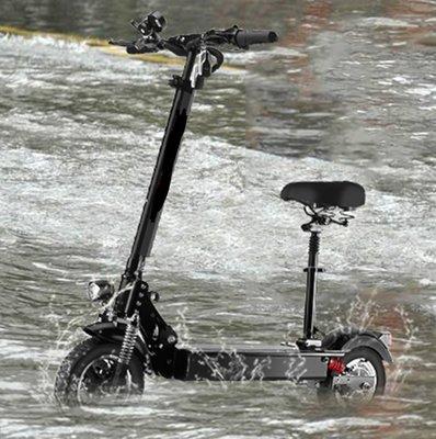 10吋-微型寬版.電動折疊滑板車~【36V.500W無刷電機&36V.鋰鐵電池】動力強、瓦數足、可客製……
