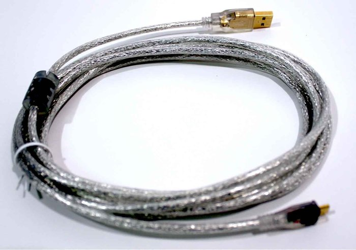 【開心驛站】3米 USB2.0 A公對Micro B公 鍍金透明強化線 純銅線+雙隔離 手機傳輸線