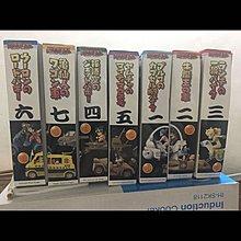 Mecha collection dragon ball 1-7 龍珠膠囊模型
