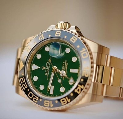 Rolex Oyster Perpetual GMT-Master II Watches 新到 ???