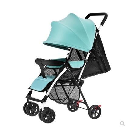 嬰兒推車超輕便攜式可坐可躺簡易折疊新生嬰兒童車寶寶手推車傘車igo