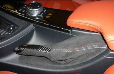 BMW M Performance Carbon 碳纖維 手煞車 拉桿 For F80 F82 F83 M3 M4