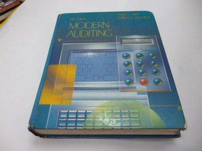 《Modern Auditing》ISBN:0471542830│John Wiley & Sons│Walter G. Kell, Richar