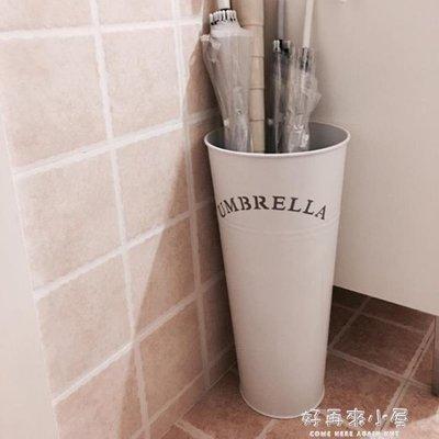 雨傘桶家用 歐式現代時尚簡約家居鐵藝辦公雨傘架 創意雨傘收納桶  NMS