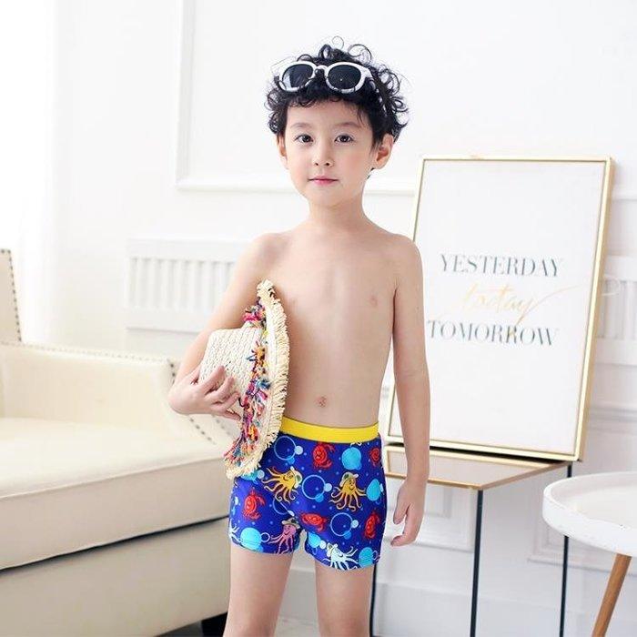 兒童泳衣男童分體泳褲套裝男孩小中大童泳衣小童寶寶游泳裝備